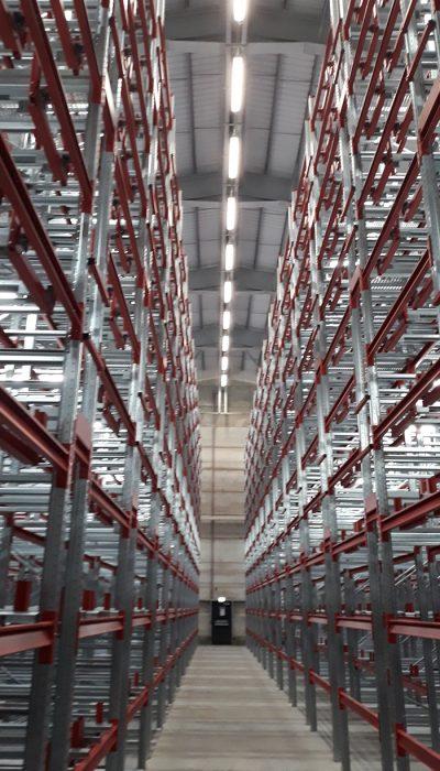 Bruichladdich Warehouse LED Lighting